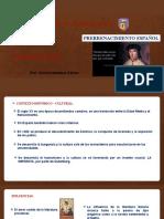 PRERENACIMIENTO ESPAÑOL.pptx