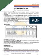 Ficha Tecnica Harmony_AW GULF