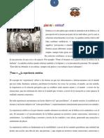 GUIA DE CONTENIDO - LA ESTETICA - 3P-2020- centro