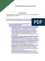 Revision de los libros para metodologia