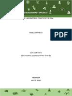 Guía Laboratorio Virutal de Fisicoquímica - Conductividad y titulación conductimétrica
