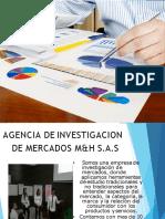 Investigacion de mercados Cuantitativa ...