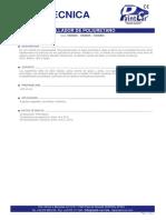 F.T.-3306004-3306005-3306006-Sellador-de-Poliuretano-BLANCO-GRIS-NEGRO-SP