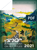 Stanford University Press | Anthropology 2021