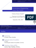 Geotechnical Earthquake