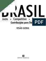 Brasil justo, competitivo