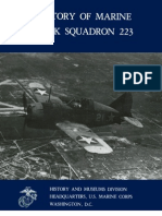 A History of Marine Attack Squadron 223