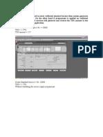 Prepayment Invoice