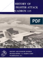 A History of Marine Fighter Attack Squadron 115