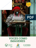 Catálogo Concurso de fotografia UdeA