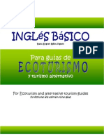 Guia Capacitacion Guias Ecoturismo en Ingles