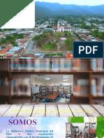 Portafolio Servicios Biblioteca Pital