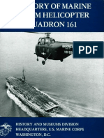 A History of Marine Medium Helicopter Squardron 161