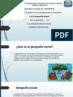 1.4.5 Geografia Social