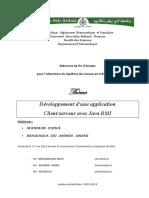 application-client-serveur