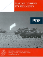 The 2d Marine Division and Its Regiments
