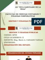 02.1 ORGANIZACION DEL ESTADO. GP95. UIGV. 2020
