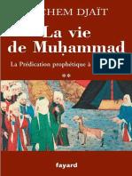 Djait, Hichem - La Vie de Muhammad - Tome 2