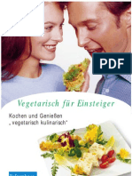 Vegetarisch für Einsteiger