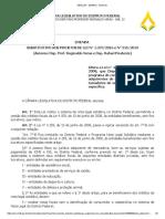 CLDF apresenta projeto para a criação da Nota Legal Solidária