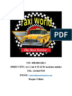 taxi world sebastian.docx