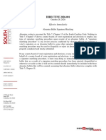 Directive 2020-001 - Absentee Ballot Signature Matching (10.26.2020)