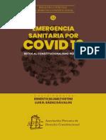 Retos al Constitucionalismo Peruano - Emergencia Sanitaria COVID 19.pdf