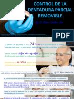 Mg. MIDWAR CABALLERO N. PPR 14 - control de la PPR