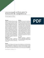 2006 - Metodologías Activas para la Formacion de Competencias.pdf