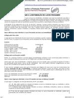 A CONTABILIDADE E A DISTRIBUIÇÃO DO LUCRO PRESUMIDO - BLINDAGEM FISCAL E CONTÁBIL