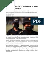Robos a comercios y residencias se eleva durante la pandemia.docx