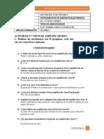 TIPOS DE AMPLIFICADOR