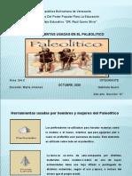 Blog Herramientas Usadas en El Paleolitico