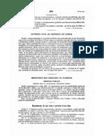 Anuncio (1864) Gov Civil Lx Que a CMBelem Nao Pode Abrir Concurso Para o Gas
