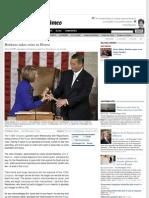 Boehner takes reins in House