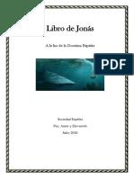 Libro de Jonás