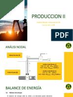 PRODUCCION II - Caídas de presión en tuberías inclinadas