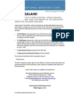 Articulo IV Nueva Zelanda