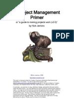 A Project Management Primer