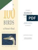 100Birds_of_HeronsHeadPark