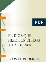 EL DIOS QUE ADORAMOS.pptx
