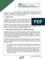 INSTRUCTIVO CERTIFICACION DE FINCAS LIBRES DE TUBERCULOSIS BOVINA GR-I-TBC-SA-001