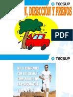 PRESENTACION N°2 SISTEMA DE SUSPENSION DIRECCION Y FRENOS AUTOMOTRIZ 2 D1 2017-1.ppt