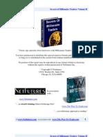 Secrets Of The Millionaire Traders Vol Ii