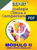 Pisologia Clínica e Comportamental Módulo II