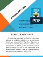 PLIEGO DE PETICIONES.pptx