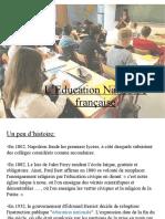 systeme educatif francais