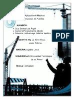 TRABAJO DE ALGEBRA LINEAL GRUPO - B