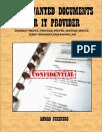 Contoh Proposal IT, Proposal IT Project, Proposal Bisnis IT, Perancangan Sistem Informasi, Proposal IT Maintenance, Proposal Sistem Informasi