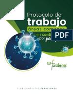 PA-51-03-01 PROTOCOLO DE TRABAJO EN ÁREAS COMUNES EN CONTINGENCIA